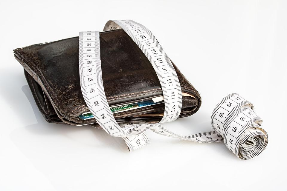 お金の無駄!太る努力を辞めよう。